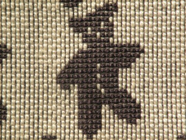 Dancing bear detail